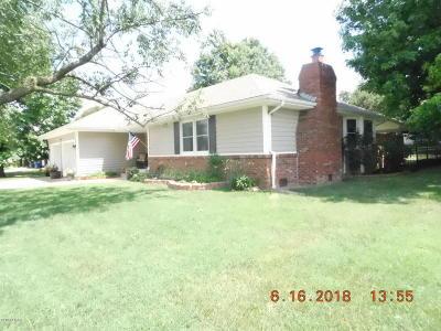 Joplin MO Single Family Home For Sale: $158,828