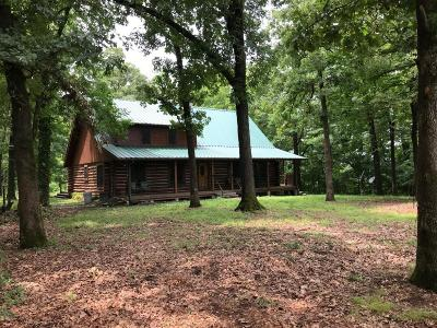 McDonald County Single Family Home Active With Contingencies: 989 Blue Jay Lane