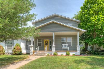 Webb City MO Single Family Home For Sale: $134,000