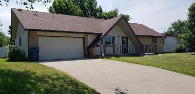 Joplin MO Single Family Home For Sale: $109,500