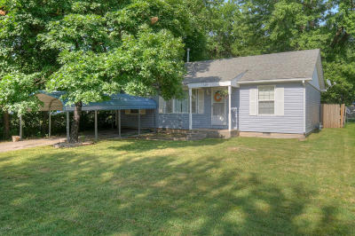Jasper County Single Family Home For Sale: 1007 Jefferson Avenue
