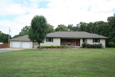 Joplin MO Single Family Home For Sale: $143,100
