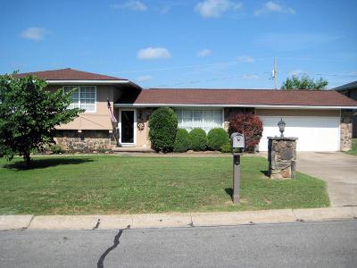 Joplin MO Single Family Home For Sale: $159,900