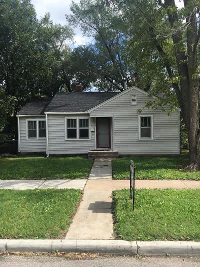 Joplin MO Single Family Home For Sale: $54,900