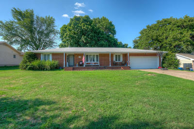 Jasper County Single Family Home For Sale: 1029 Belle Aire Place