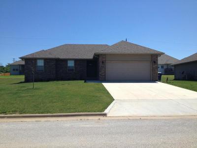Jasper County Rental For Rent: 1314 Matthew Circle