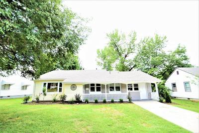 Jasper County Single Family Home For Sale: 2832 E Markwardt Street