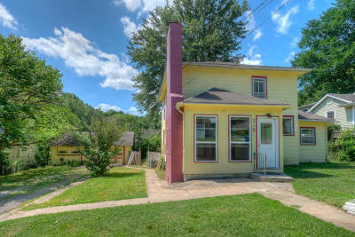 Newton County Single Family Home For Sale: 315 W Hill Street