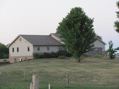Newton County Farm & Ranch For Sale: 28760 Norway Road