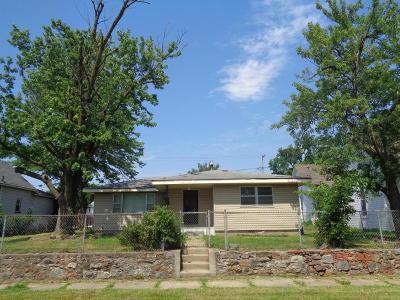 Jasper County Single Family Home For Sale: 310 S Tom Street