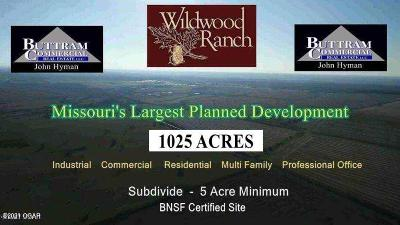 Residential Lots & Land For Sale: Xx 20th & Central City Road
