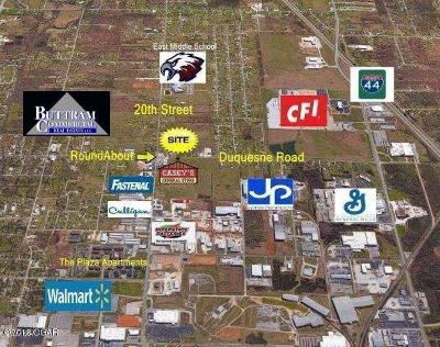 Barry County, Barton County, Dade County, Greene County, Jasper County, Lawrence County, McDonald County, Newton County, Stone County Commercial For Sale: 4002 E 20th B