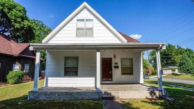 Joplin MO Single Family Home For Sale: $87,500