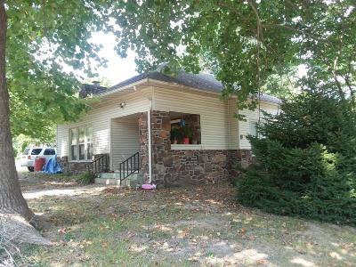 McDonald County Single Family Home For Sale: 503 N Roark Street