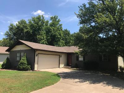 Jasper County Single Family Home For Sale: 1609 N Goetz Boulevard