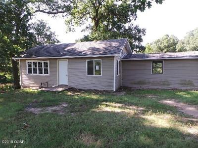 Newton County Single Family Home For Sale: 204 Rock Road