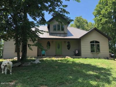 Newton County Single Family Home For Sale: 8349 Highway W