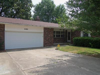 Lamar MO Single Family Home For Sale: $144,900