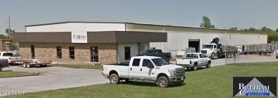 Barry County, Barton County, Dade County, Greene County, Jasper County, Lawrence County, McDonald County, Newton County, Stone County Commercial For Sale: 727 S Schifferdecker Avenue