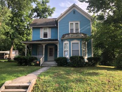 Carthage MO Single Family Home For Sale: $76,900