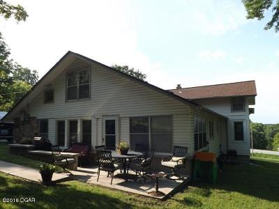 Granby MO Single Family Home For Sale: $239,900