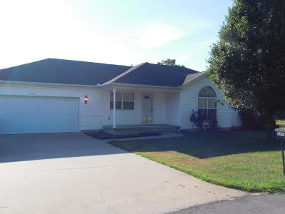 Jasper County Rental For Rent: 1001 Katherine