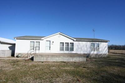 Jasper County Rental For Rent: 18883 Cedar Road