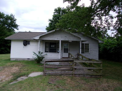 Joplin MO Single Family Home For Sale: $52,500