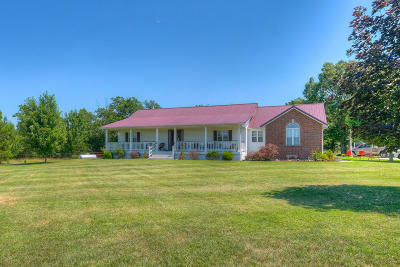 Newton County Single Family Home For Sale: 9277 Jute Road