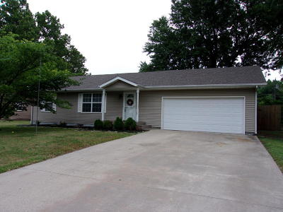 Newton County Single Family Home For Sale: 3305 S Finley