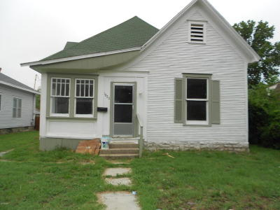 Jasper County Single Family Home For Sale: 1820 Empire
