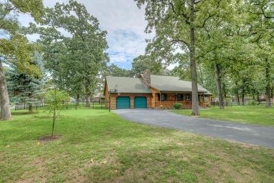 Jasper County Single Family Home For Sale: 2731 Lincoln Avenue
