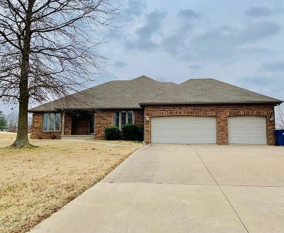 Newton County Single Family Home For Sale: 2683 Fairway Drive