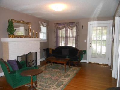 Jasper County Single Family Home For Sale: 1730 S Harlem Avenue