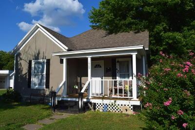 Jasper County Single Family Home For Sale: 1909 S Wall Avenue