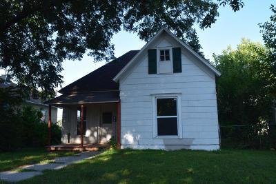 Jasper County Single Family Home For Sale: 2027 S Wall Avenue
