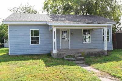 Newton County Single Family Home For Sale: 1608 Seneca