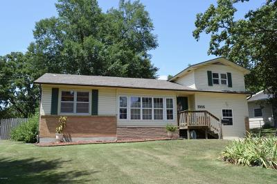 Newton County Single Family Home For Sale: 1306 Fairmont Drive