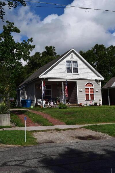 Jasper County Single Family Home For Sale: 126 S Oliver Avenue