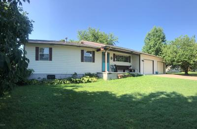 McDonald County Single Family Home For Sale: 216 W Terry Street