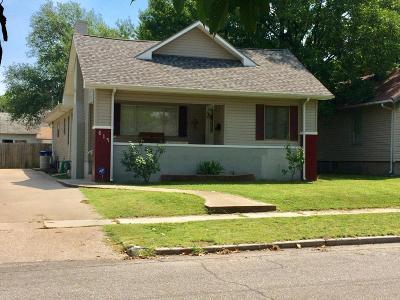 Joplin MO Single Family Home For Sale: $102,900
