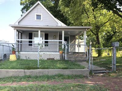 Jasper County Single Family Home For Sale: 819 W Broadway