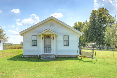 Jasper County Single Family Home For Sale: 11416 State Hwy 96