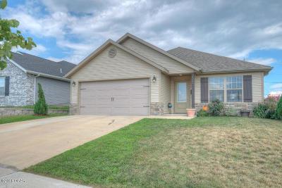Jasper County Rental For Rent: 2515 Annie Baxter Avenue