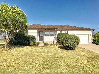 Webb City MO Single Family Home For Sale: $114,000