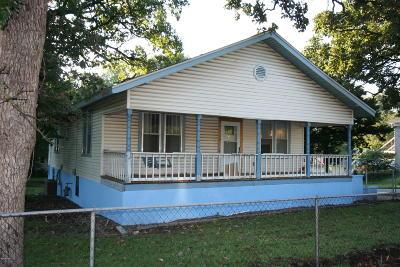 Jasper County Single Family Home For Sale: 2301 N Florida