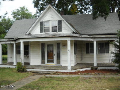 Lockwood MO Single Family Home For Sale: $26,900