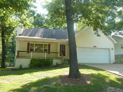 Neosho MO Single Family Home For Sale: $119,900