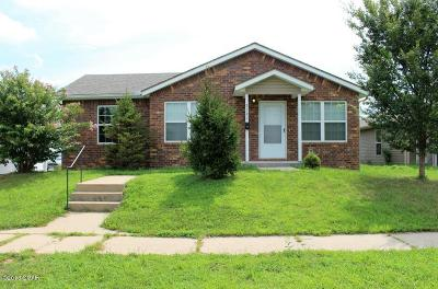 Jasper County Rental For Rent: 2121 Kentucky