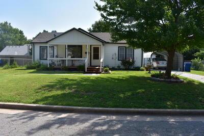 Joplin MO Single Family Home For Sale: $58,000